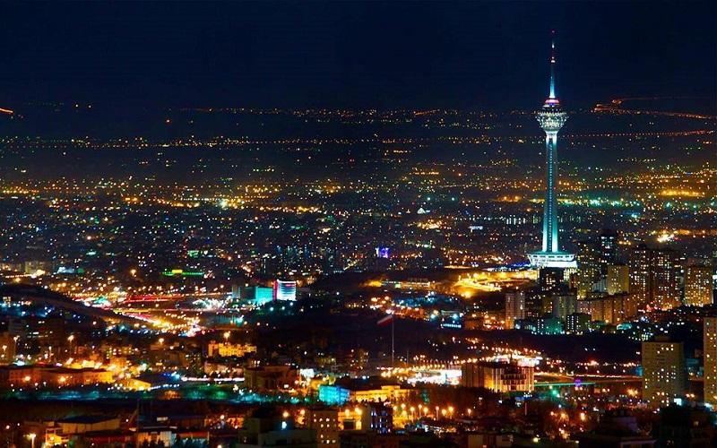 Milad Tower modernes Symbol von Teheran