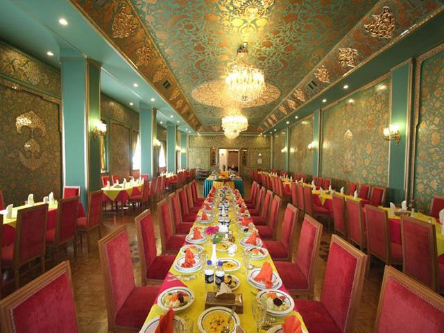l'hotel abasi isfahan