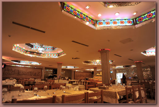 l'hotel Chamran
