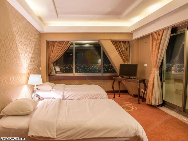 l'hotel Chiraz