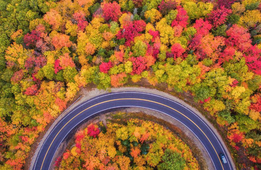 Herbst im Iran