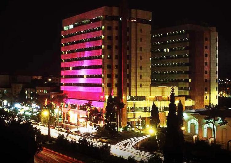 l'hotel Pars