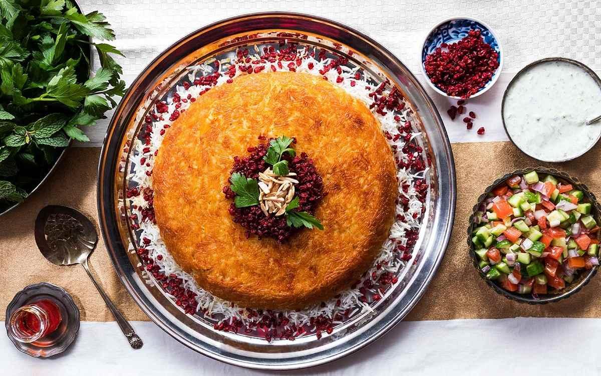 5 beliebte iranische Essensrezepte
