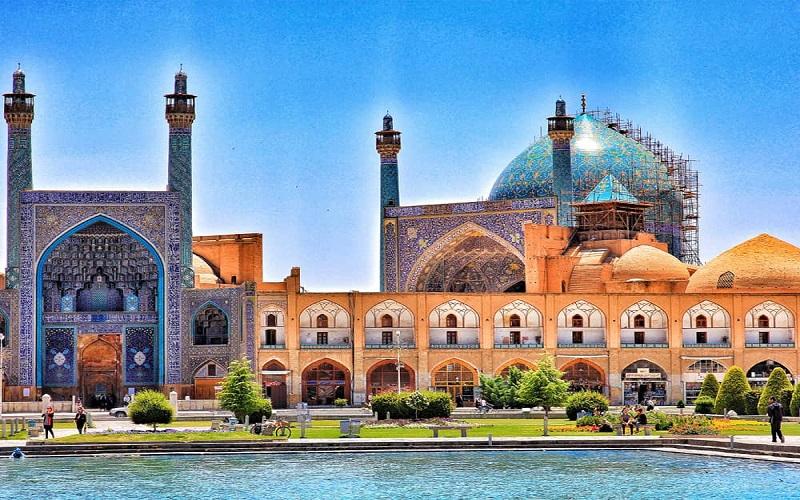 Isfahan ist eine der schönsten Städte im Iran