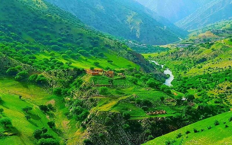 Sie sollten den Iran im Frühjahr besuchen