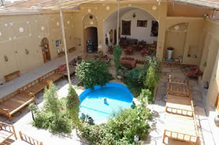 Yazd Silk Road Hotel