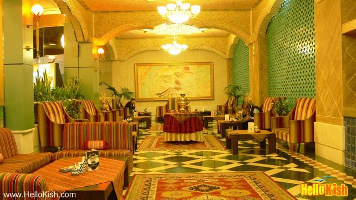 Iran Kish Island Eram Hotel