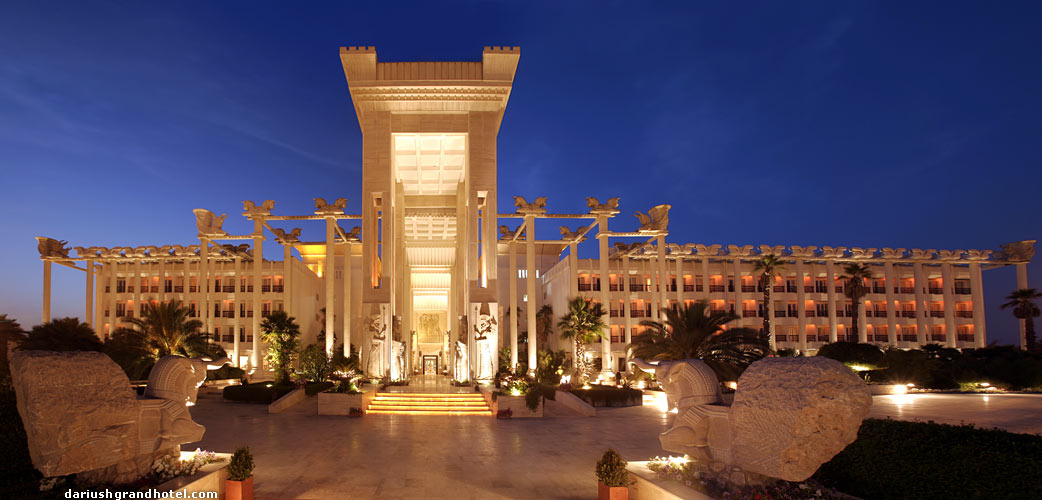 Dariush Grand Hotel Kish Island