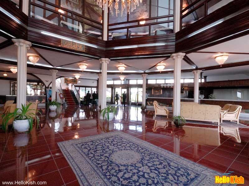 Kish Island Tamasha Hotel