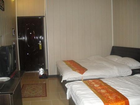 Qeshm Adası Apadana Otel