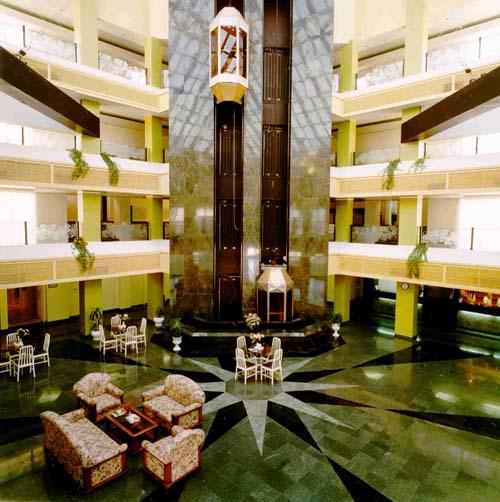 Qeshm Adası Uluslararası Otel