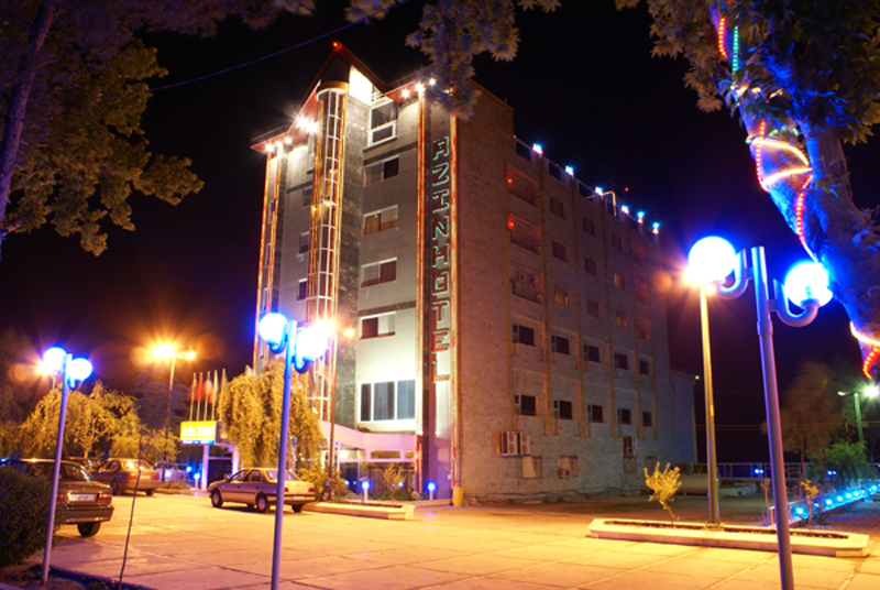Gorgan Azin Hotel