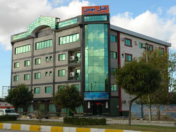 Iran Gorgan Bahman Hotel