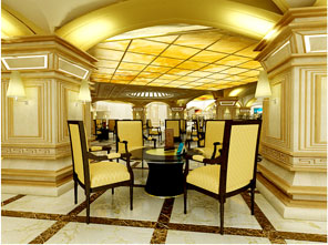 Mashhad Ghasr Talaee International Hotel