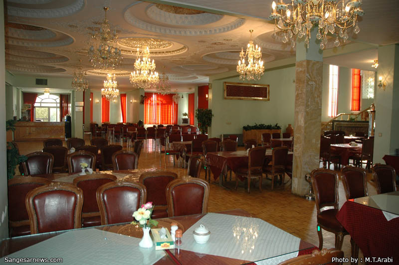 Iran Semnan Sangesar Hotel