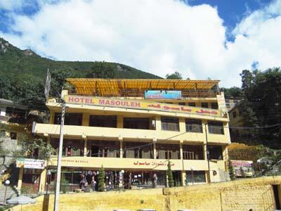 Masouleh Hotel