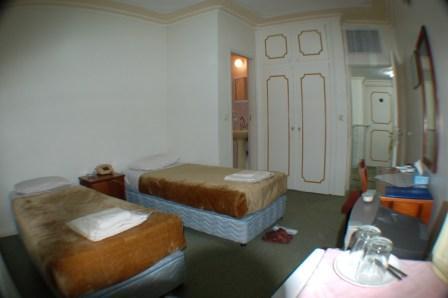 Iran Jolfa Tourist Inn