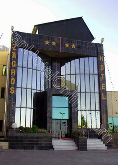Boroojerd Zagros Hotel