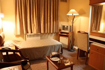 Qazvin Alborz Hotel