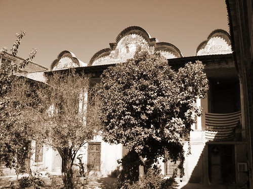 sa'adat museum