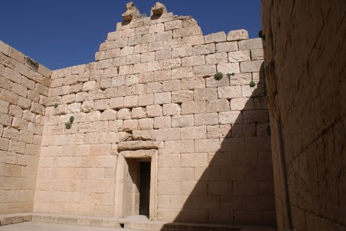 Bishabpour city_Anahita Temple