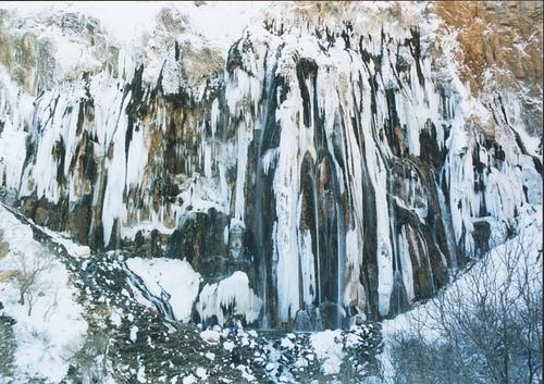 Margun in the winter
