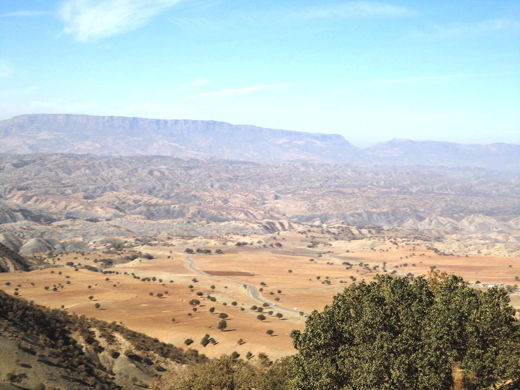 Bamo mountain
