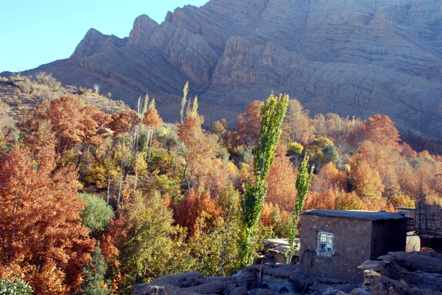the automn of Ghalat
