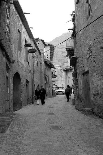 Ghalat streets