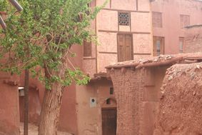 Iran, Abyaneh village
