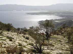iran, kazeroun, lake parishan