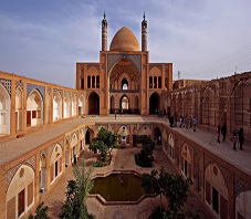 iran_kashan_aqa bozorg theological school