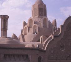 iran_kashan_boroujerdiha house