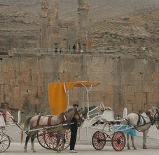 Iran, Shiraz, Perseppolis