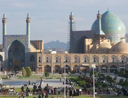 Iran, Isfahan, Imam Square