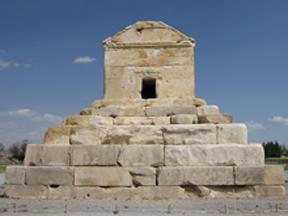 Iran, Shiraz, Pasargadae