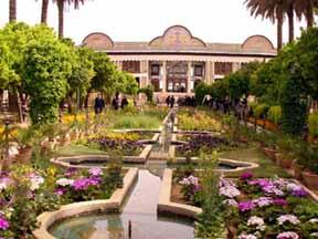 Iran, Shiraz, Naranjestan