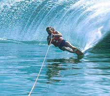 iran,water ski near shiraz