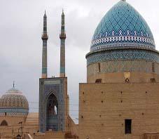 Иран, Йезд