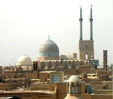 Iran, Yazd