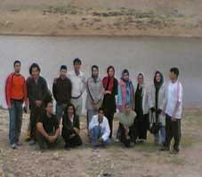 iran,fars,bakhtegan lake