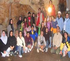 iran,fars,shafagh cave