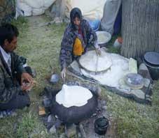 iran,firouz abad, nomads life