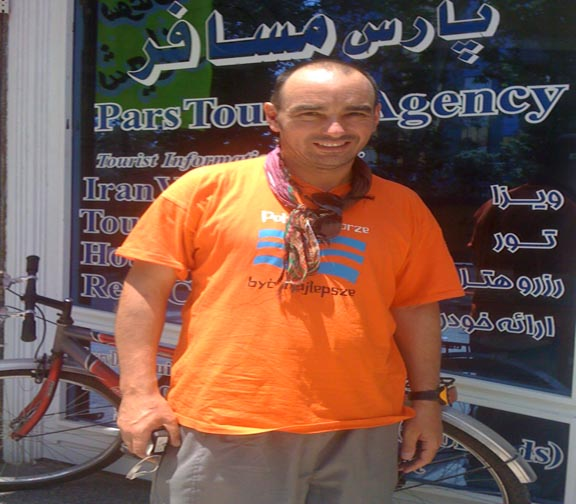 Iran hospitality, Duareto Nuno