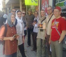 Iran hospitality, Neringa