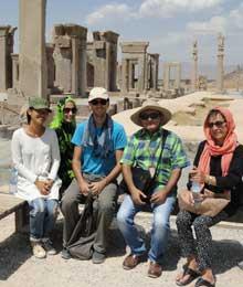 De Bontridder, Persepolis
