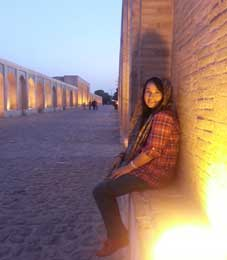 Iranian Hospitality, Jodie Zheng