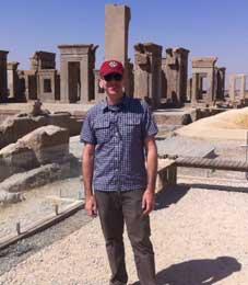 Iran, Travis, Persepolis