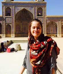 Iran, Anna Rabin