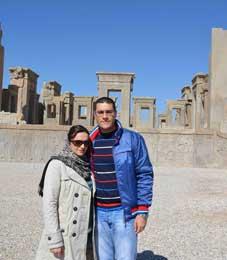 Iran, Bachara, Persepolis